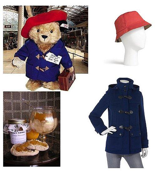 Celebrate Paddington Bear's Birthday with Burberry