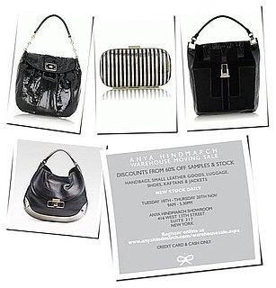 Anya Hindmarch Sample Sale, Bag Love