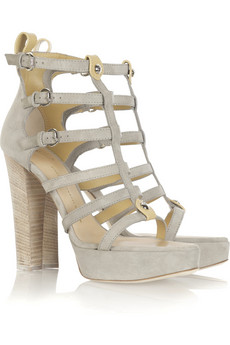 Investment Piece: Ten Earth-Tone Platform Sandals