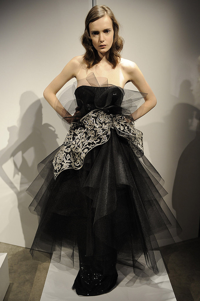 At Marchesa Fall 2009, Beauty Is Pain
