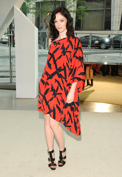 Coco Rocha in Michael Kors