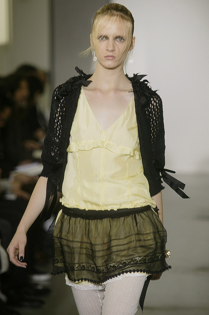 Peter Copping's First Nina Ricci Collection for Spring 2010: The Reviews Are In