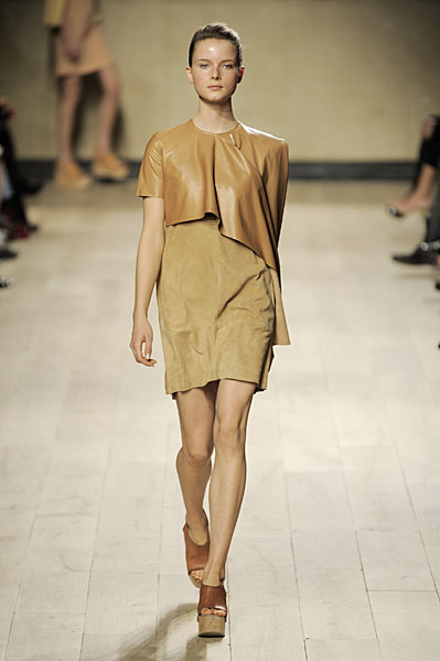 Pheobe Philo's First Celine Runway Collection for Spring 2010: The Reviews Are In