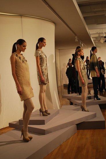 New York Fashion Week: Christian Cota Fall 2009