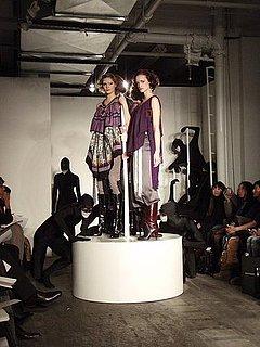 New York Fashion Week: Binetti Fall 2009