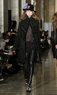 New York Fashion Week: Jill Stuart Fall 2009