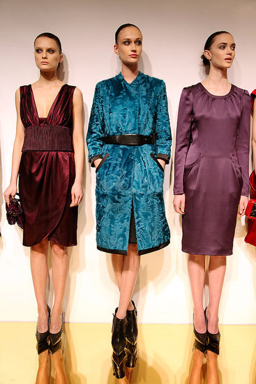 New York Fashion Week: Devi Kroell Fall 2009