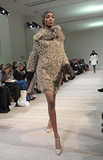 London Fashion Week: Aquascutum Fall 2009