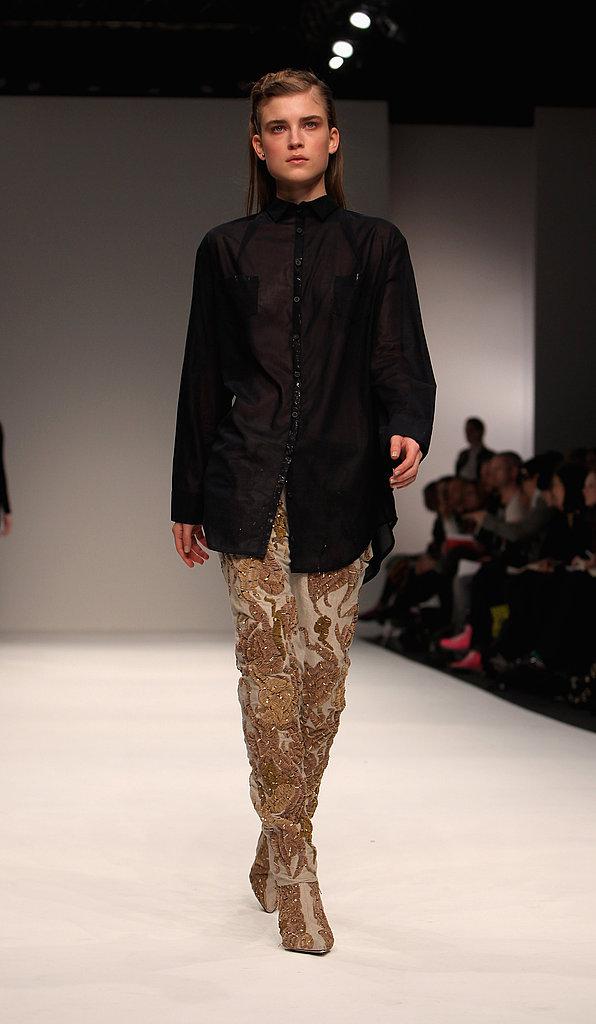 London Fashion Week: Meadham Kirchhoff Fall 2009