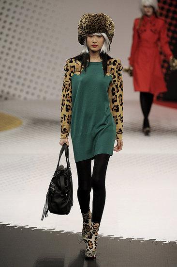 Paris Fashion Weel: Jean-Charles de Castelbajac Fall 2009