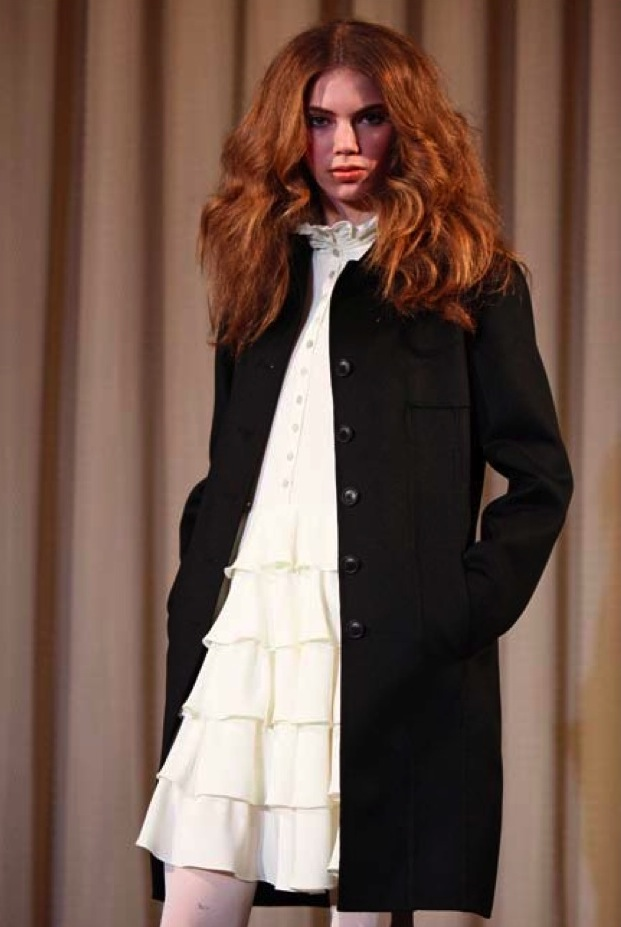 In The Showroom: Frank Tell Fall 2009