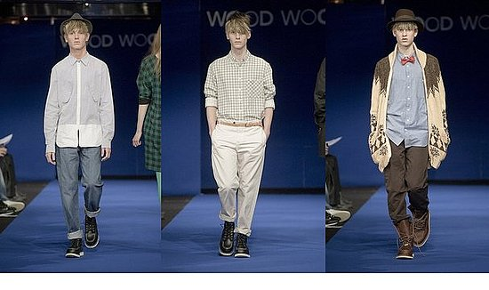 Green Jeans For Coutorture: Wood Wood Menswear Report