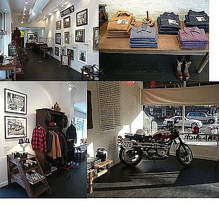 Inside The Smith + Butler Pop-Up Store