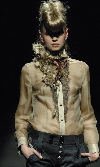 Japan Fashion Week: Motonari Ono Fall 2009