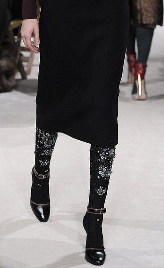 Fall 2009 Trend Report: Jeweled Legs
