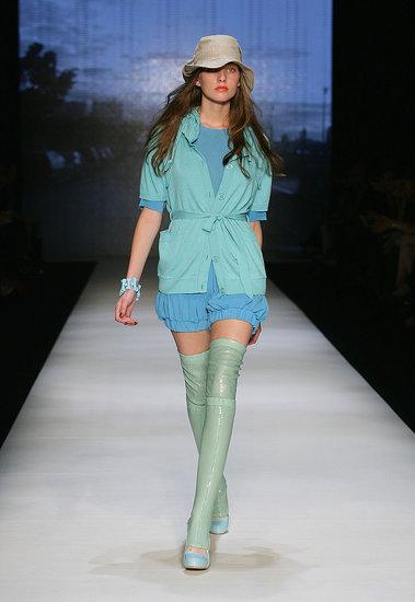 Rosemount Australia Fashion Week: Kate Sylvester Spring 2010