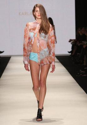 Rosemount Australia Fashion Week: Karla Spetic Spring 2010