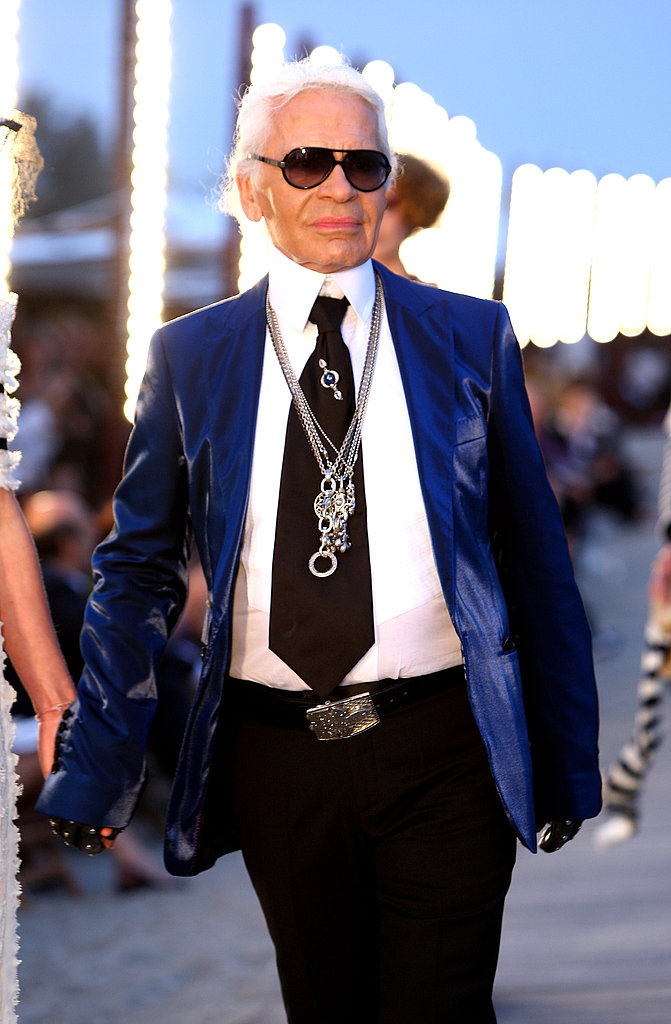 Chanel Cruise 2010