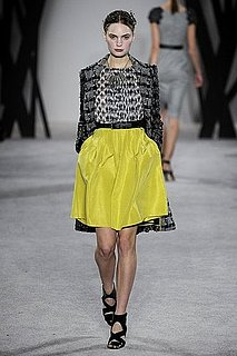 New York Fashion Week: Jason Wu Fall 2009