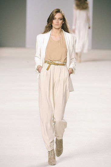 Fall 2009 Trend Report: White Jackets