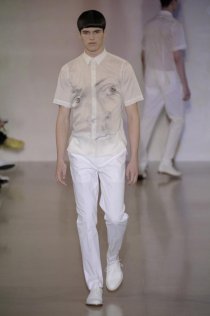 Milan: Jil Sander Men's Spring 2010