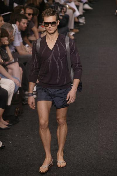 Paris: Louis Vuitton Men's Spring 2010