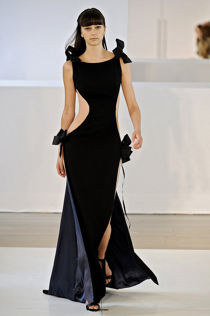 Alexis Mabille Fall 2009 Haute Couture