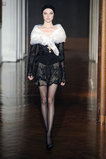 Christian Lacroix Fall 2009 Couture