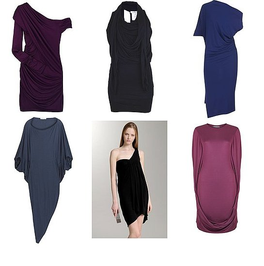 Shopping: The Little Draped Jersey Dress