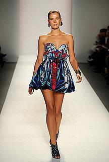 New York Fashion Week: Michael Angel Spring 2010