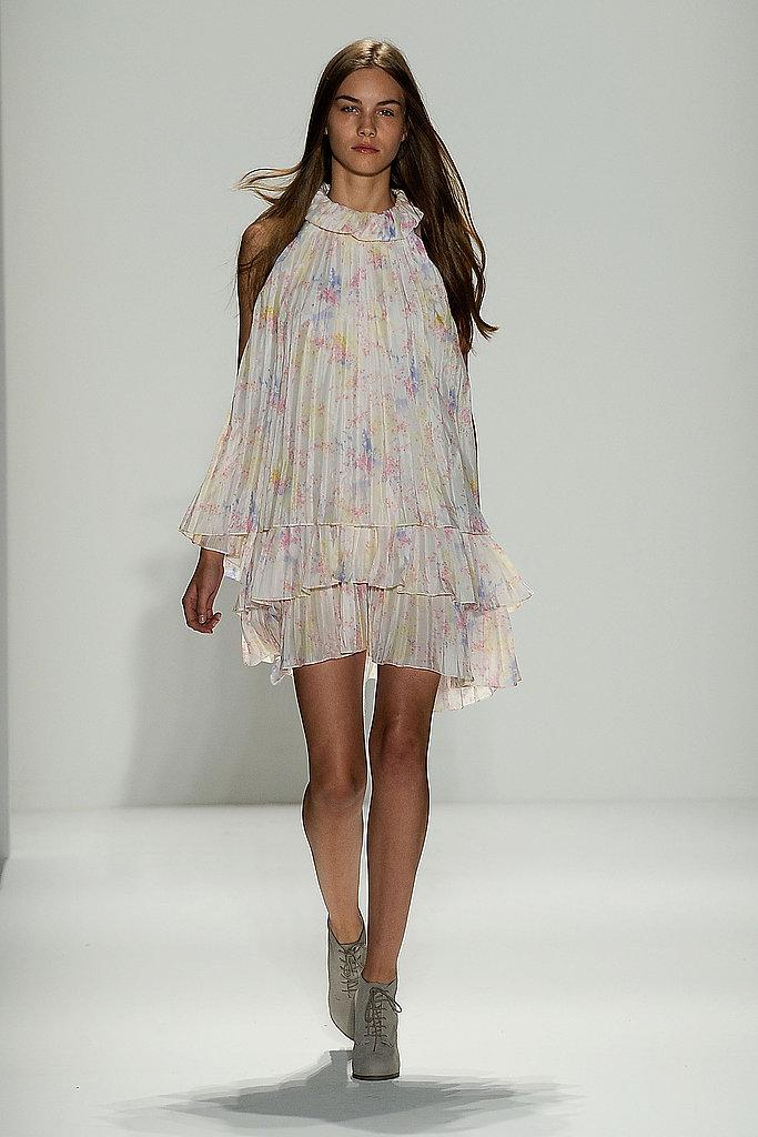 New York Fashion Week: Cynthia Steffe Spring 2010