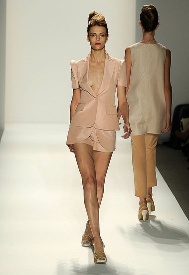New York Fashion Week: Andy & Debb Spring 2010