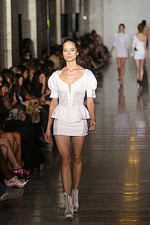 New York Fashion Week: Jill Stuart Spring 2010