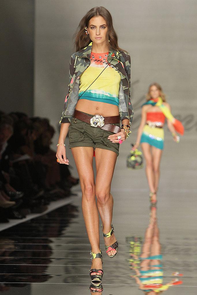 Milan Fashion Week: Blumarine Spring 2010