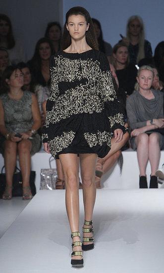 Milan Fashion Week: Gianfranco Ferre Spring 2010