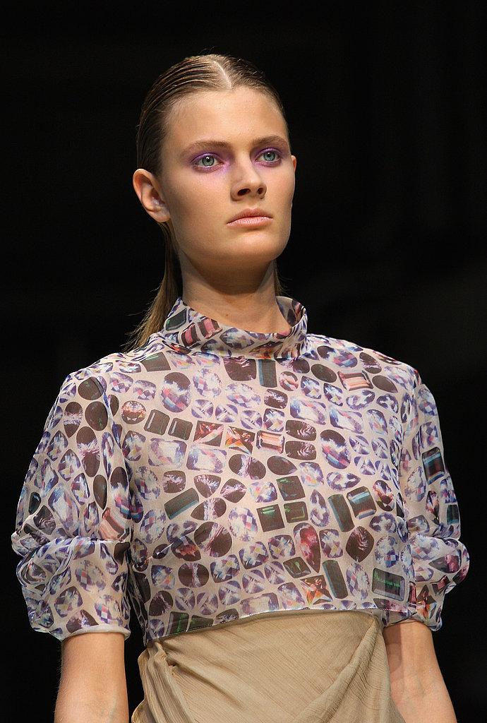 London Fashion Week: Marios Schwab Spring 2010