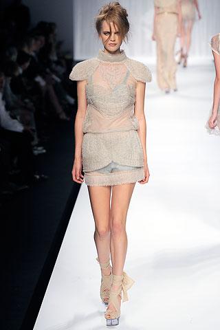 50 Favorite Looks: Milan Fashion Week Spring 2010
