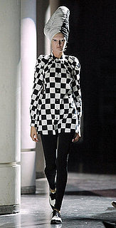 Paris Fashion Week: Junya Watanabe Spring 2010