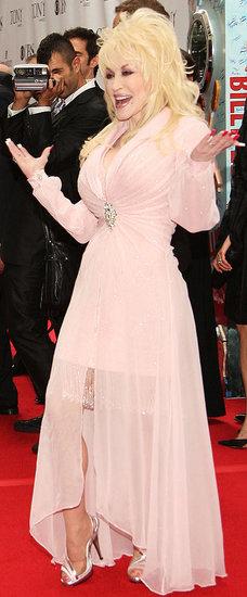Dolly Parton as Beauty Icon