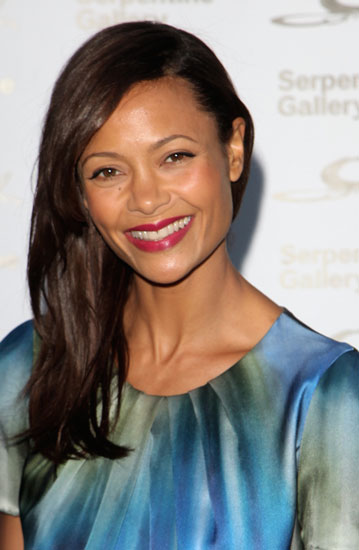 How-To: Thandie Newton's Light and Bright Makeup Look