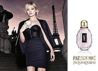 Kate Moss For YSL Parisienne Ad