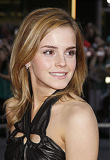 Will There Be an Eau de Emma Watson? No Dice.