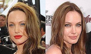 Pictures of Angelina Jolie's Hair Color