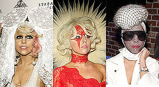 Pictures of Lady Gaga's Craziest Looks