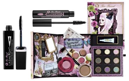 Saturday Giveaway! Too Faced Glamour Revolution, Lash Injection Mascara, and LashLight Mascara