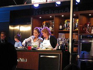 Giada De Laurentiis at the Food & Wine Classic