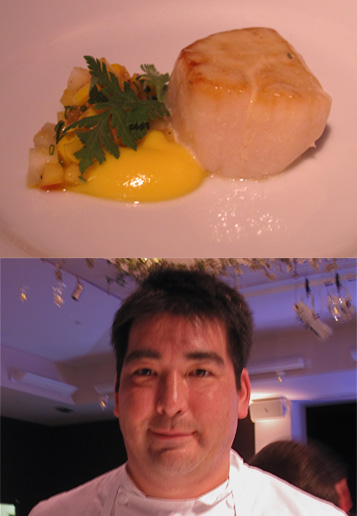 Mark Fuller's British Columbia Sea Scallop