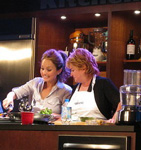 Giada Loves Cooking With Her Family