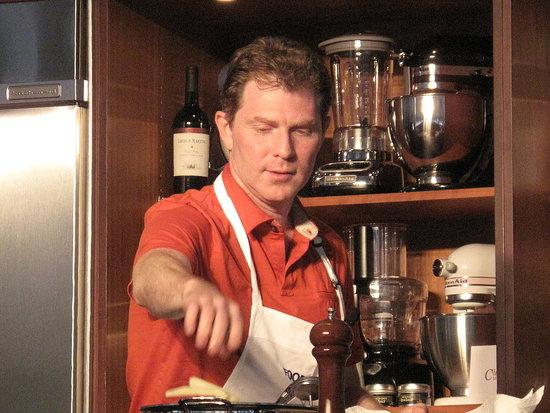 Tips From Bobby Flay's Burger Seminar at 2009 Aspen Food & Wine Classic