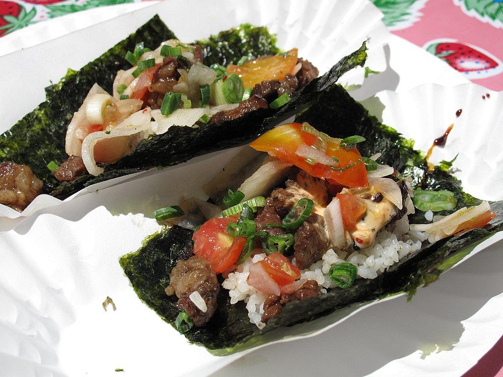 Behold the Korean Tacos